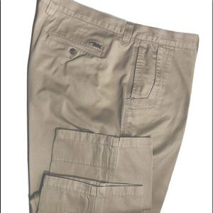Mountain Khakis men's pants 42X30 beige khaki